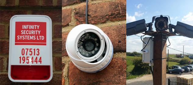 Wireless Burglar Alarms Essex