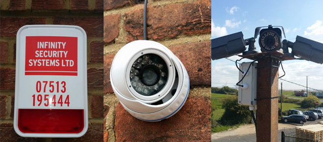 Wireless Burglar Alarms Essex